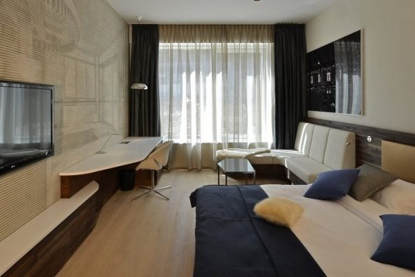 "Hotel und Bürogebäude ""Old Mill"" Belgrad"