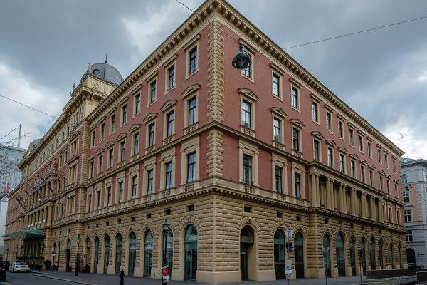 Hotel Kempinski – Palais Hansen