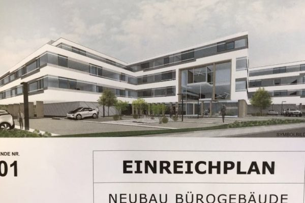 Office Base – Einreichung