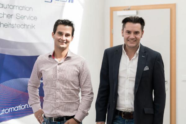 """""""Automatisch erfolgreich"""" – Unsere Geschäftsführer im Interview mit der Building Times"""