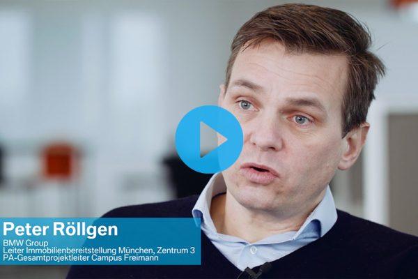 BMW München Freimann – Mit LEAN-Management entstehen in Rekordzeit 72.500 m² Büroräumlichkeiten in München